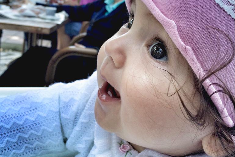 Konsept Bebek Fotoğrafları