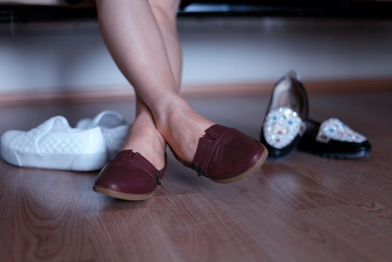 hamile ayakkabi