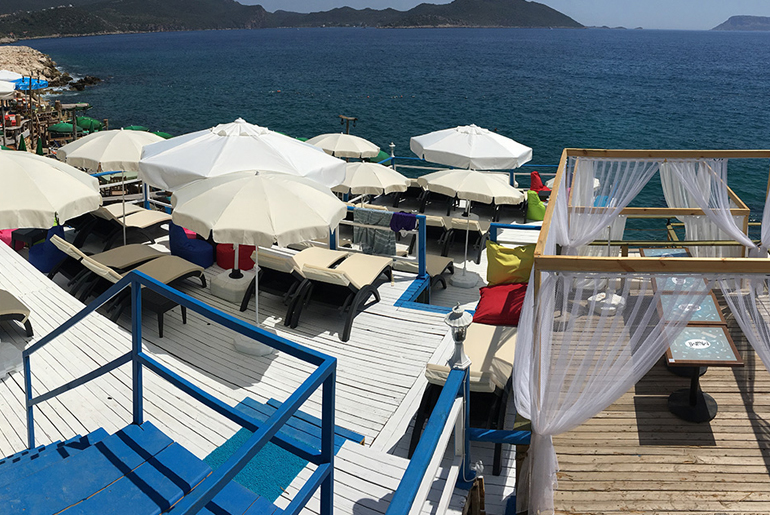 azur beach antalya